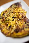 Frittata con le verdure (Vegetable omelette, Italy)