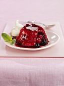 Summer Pudding (Beerenpudding aus England)