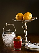 Negroni (cocktail with gin, vermouth, Campari and soda)