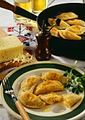 Cheese pierogi (Poland)