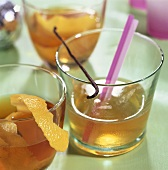 Whisky cocktails: The Scottish Monk and Toddy Royale
