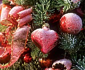 Decorated Noble Fir (detail)