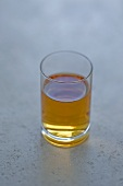 A glass of grog