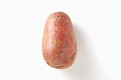 Red-skinned potato
