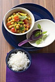 Chick-pea curry