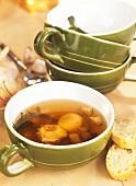 Pancut (Majorcan garlic soup)
