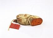 Sobrasada (Paprika sausage from Majorca)
