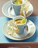 Sellerie-Apfel-Suppe