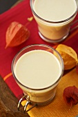 Chai tea (Black tea with spices and milk)