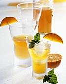 Clementine liqueur