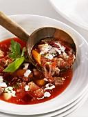 Beetroot stew