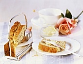 Crisp toast for breakfast