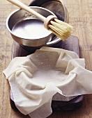 Making pastilla
