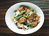 Kerala lamb stew