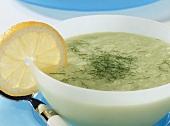 Cold Cucumber Soup