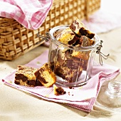 Brownies for a picnic