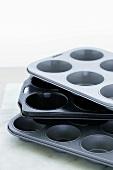 Various muffin tins