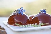 Rooibos and lime jelly (South Africa)