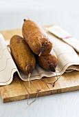 Morteau sausage (France)