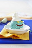 Ice cream Smurf