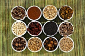 Various Chinese medicines