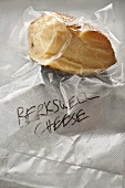 Berkswell cheese (English sheep's cheese), vacuum packed