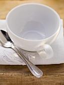 A soup cup