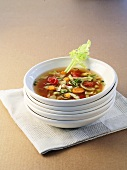 Magic cabbage soup