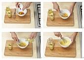 Making mayonnaise