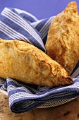 Cornish pasties (Meat and vegetable pasties, England)