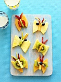 Fruit butterflies