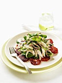 Insalata catanese (blood orange, fennel and chicken salad)