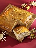 Lucerne gingerbread for Christmas