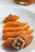 Dried Japanese persimmons