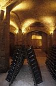 Contratto sparkling wine cellar, Canelli, Asti, Piedmont, Italy