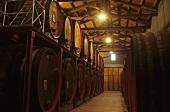 Cordero di Montezemolo wine cellar, La Morra, Piedmont, Italy