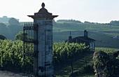 Entrance to Chateau Ausone, St-Emilion, Bordeaux