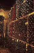 Treasure chamber, Badia a Coltibuono, Gaiole, Chianti, Tuscany