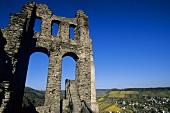 Grevenburg, Traben-Trarbach, Mosel, Rhineland-Palatinate, Germany