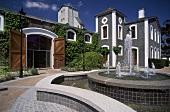 Van Ryn Distillery & Brandy Cellar, Stellenbosch, S. Africa