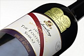 Bottle of d'Arenberg 'The Footbolt' Shiraz, McLaren Vale, Australia