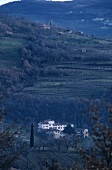 Winter in Valpolicella region, Veneto, Italy