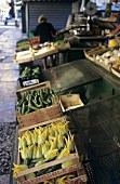 Early morning at a market, Verona, Veneto, Italy