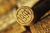 Wine corks showing vintage: 1991