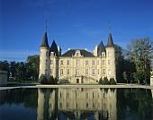 Chateau Pichon Longueville-Baron, Medoc, Bordeaux, Frankreich