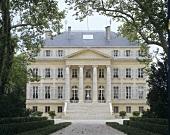 Chateau Margaux, Medoc, Bordeaux, Frankreich