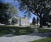 Chateau Gruaud-Larose, St. Julien, Medoc, Bordeaux, Frankreich