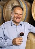 Attila Gere, winemaker, Villány, Hungary