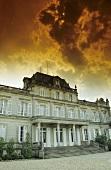 Chateau Giscours, Margaux, Medoc, Bordeaux, Frankreich
