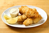 Fish in batter